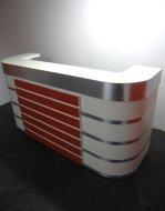 MC-UR200b - Balcão de caixa